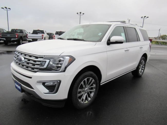 2018 Ford Expedition Limited Ecoboost Tech 8passenger 4X4 SUV