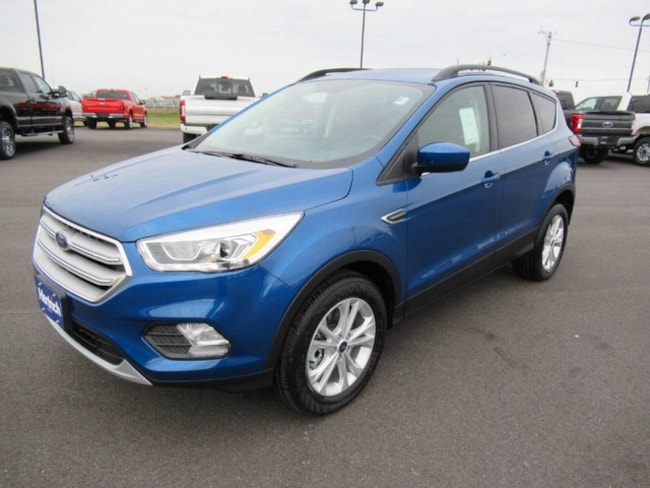 2019 Ford Escape SEL Premium SEL Premium Tech PKG Advanced Safety PKG SUV