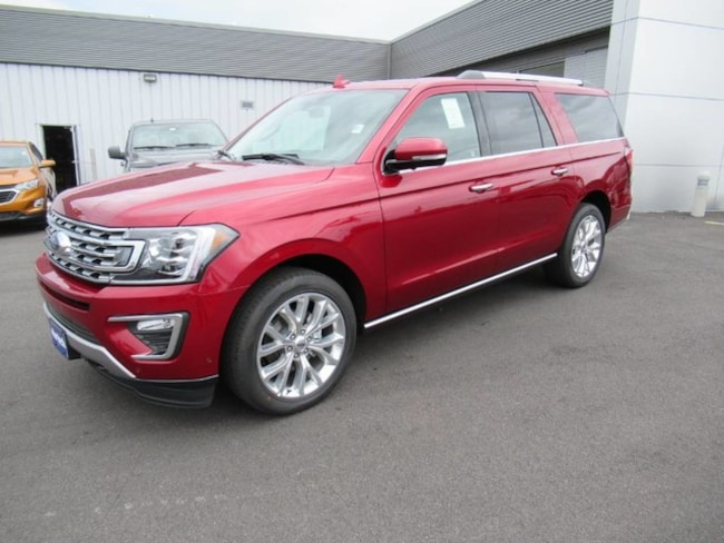 2018 Ford Expedition Max Limited MAX Twin Panel Navigation Extended Length SUV