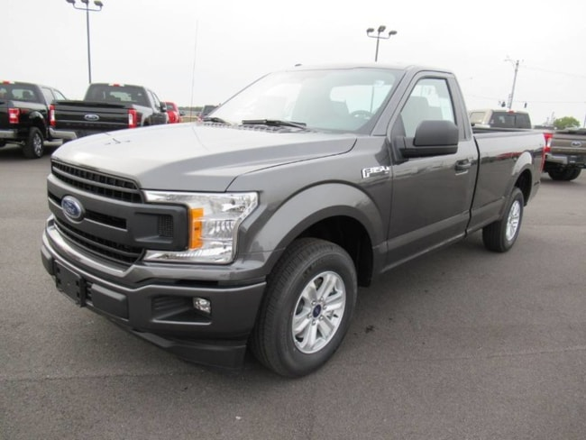 2018 Ford F-150 XLT Automatic Power Package Truck Regular Cab