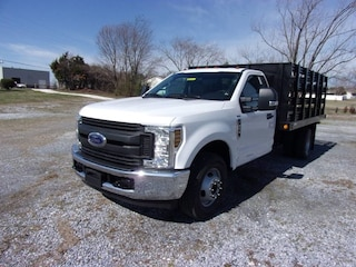 2018 Ford F-350 Chassis XL Truck Regular Cab