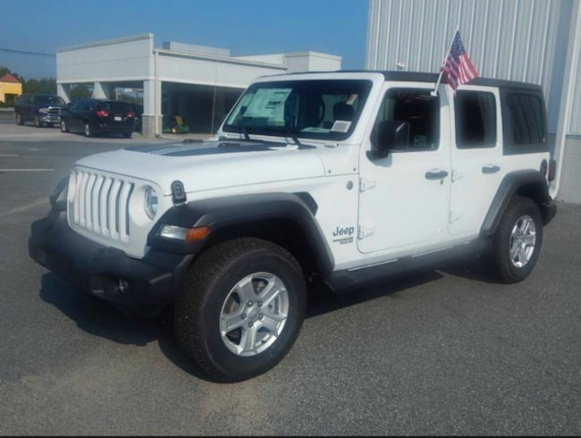 c52adf0b New 2018 Jeep Wrangler Unlimited For Sale at Hertrich Ford of ...