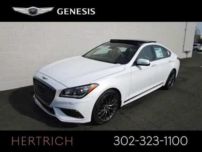 2019 Genesis G80 3.8 Sedan