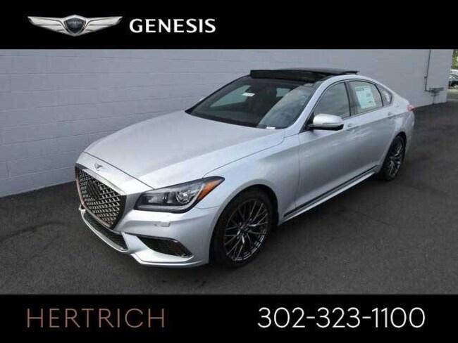 2019 Genesis G80 3.8 Sport Sedan