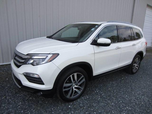 2016 Honda Pilot Touring AWD SUV