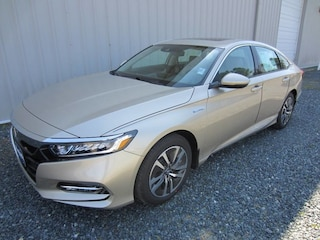 2019 Honda Accord Hybrid EX-L Sedan