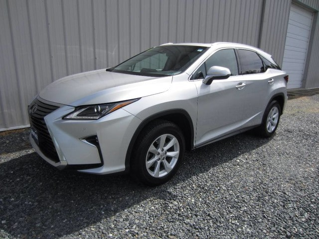 Used 2016 LEXUS RX 350 For Sale at HERTRICH MITSUBISHI | VIN