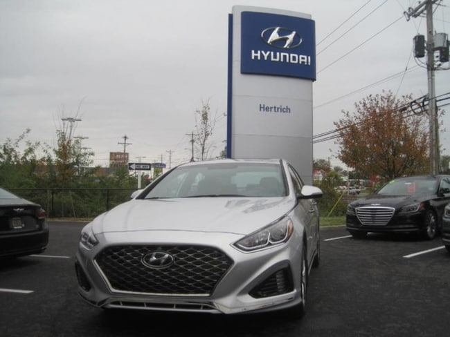 2019 Hyundai Sonata Sport Sedan