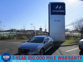 2015 Hyundai Sonata Sport w/PZEV Sedan