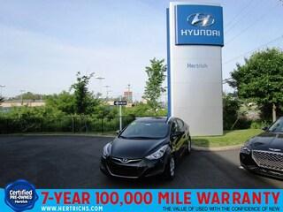 2016 Hyundai Elantra SE Sedan