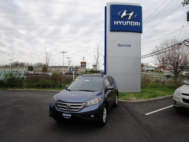 Used 2014 Honda CR-V For Sale at Hertrich Acura | VIN