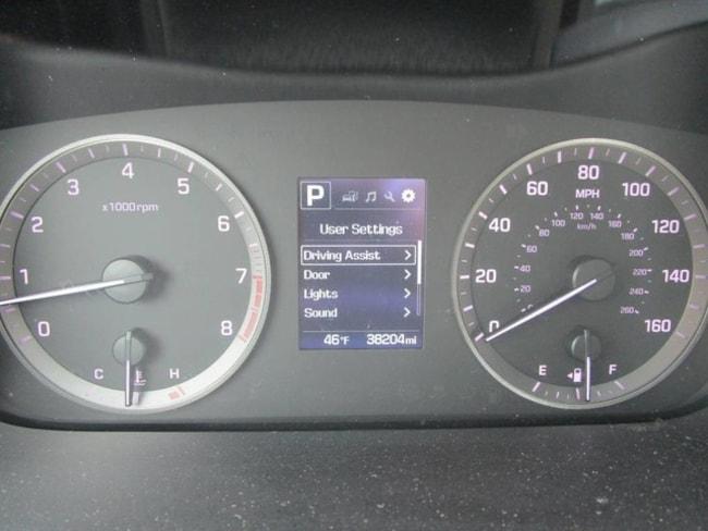 Used 2017 Hyundai Sonata For Sale at HERTRICH MITSUBISHI   VIN