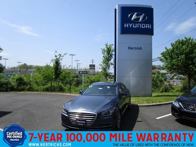 2016 Hyundai Genesis 3.8 (A8) Sedan