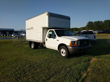 1999 Ford F-350 Chassis Truck