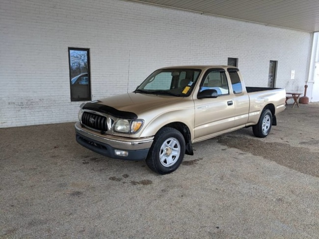 used 2002 toyota tacoma for sale at hertrich acura | vin