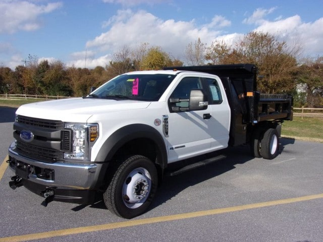 2018 Ford F-550 Chassis Cab XL Chassis Truck