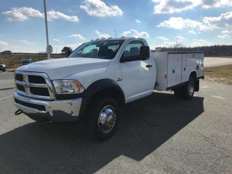 2014 Ram 4500 Tradesman Pickup Truck