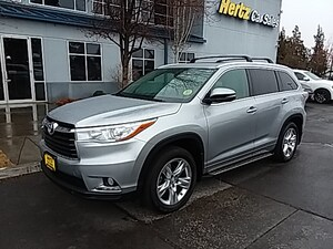 2015 Toyota Highlander Limited V6