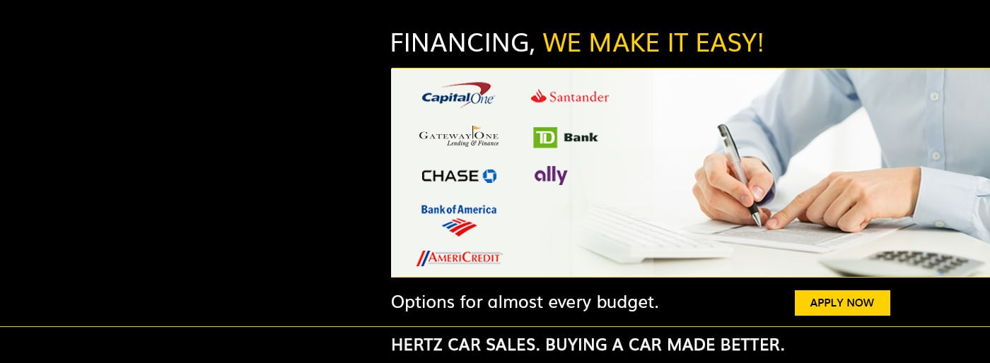 Used Car Dealer Dallas | Hertz Car Sales Dallas