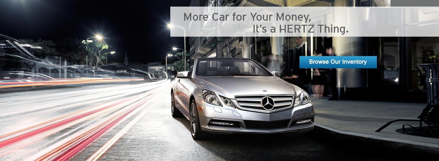 Hertz Car Sales Surrey | Used Car Dealership in Surrey, BC