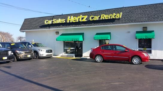 Cars For Sale Richmond Va >> Used Car Dealer In Richmond Va Hertz Car Sales Richmond
