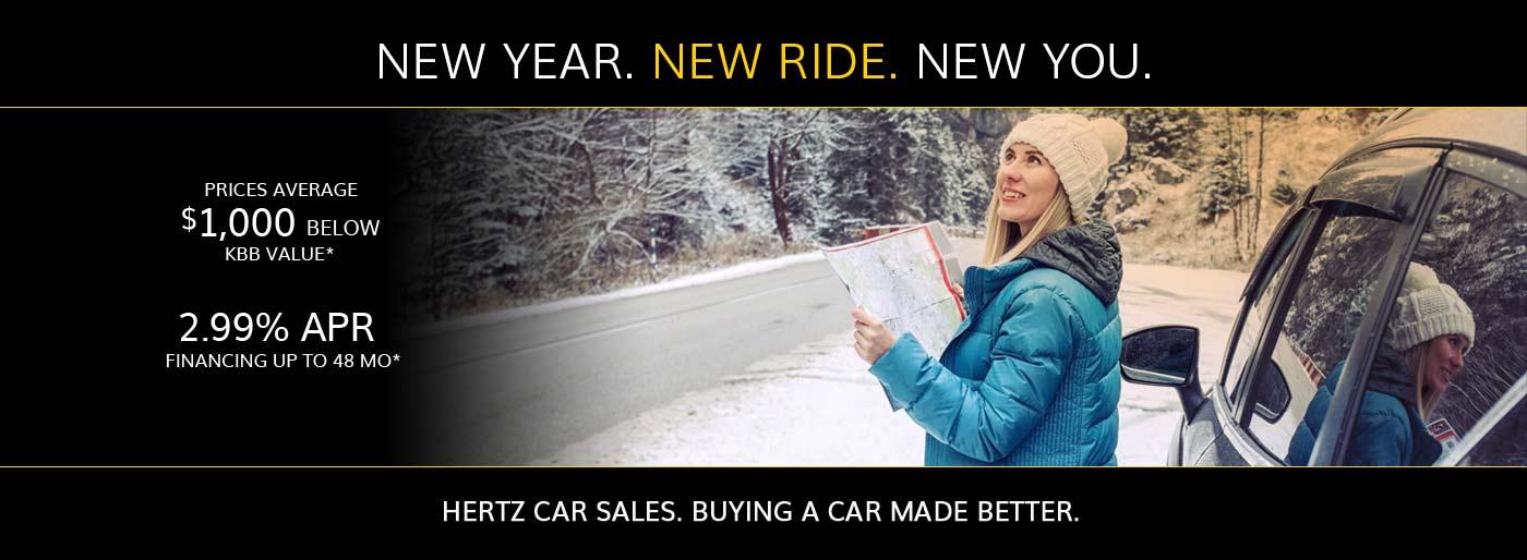 Used Car Specials | Hertz Car Sales Orlando
