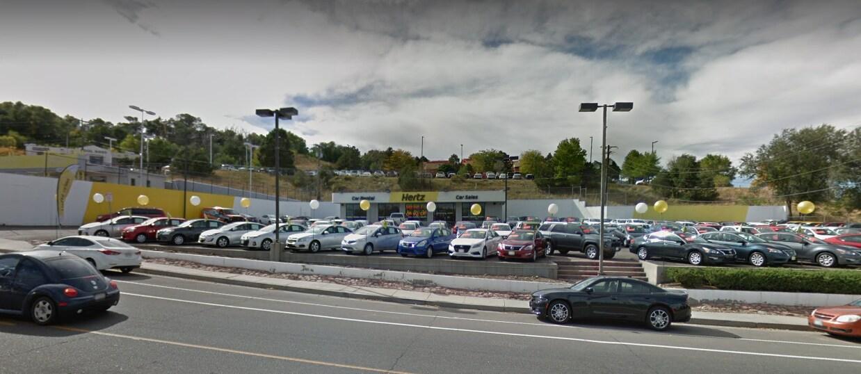 Used Cars Colorado Springs   Hertz Car Sales
