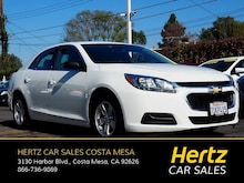 2016 Chevrolet Malibu Limited LS Sedan