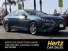 2017 Hyundai Sonata Base Sedan