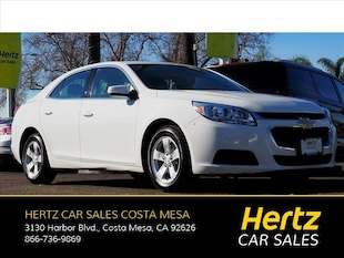 2016 Chevrolet Malibu Limited LT Sedan