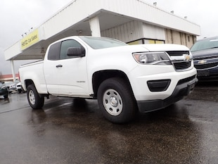 2015 Chevrolet Colorado Work Truck Truck Extended Cab