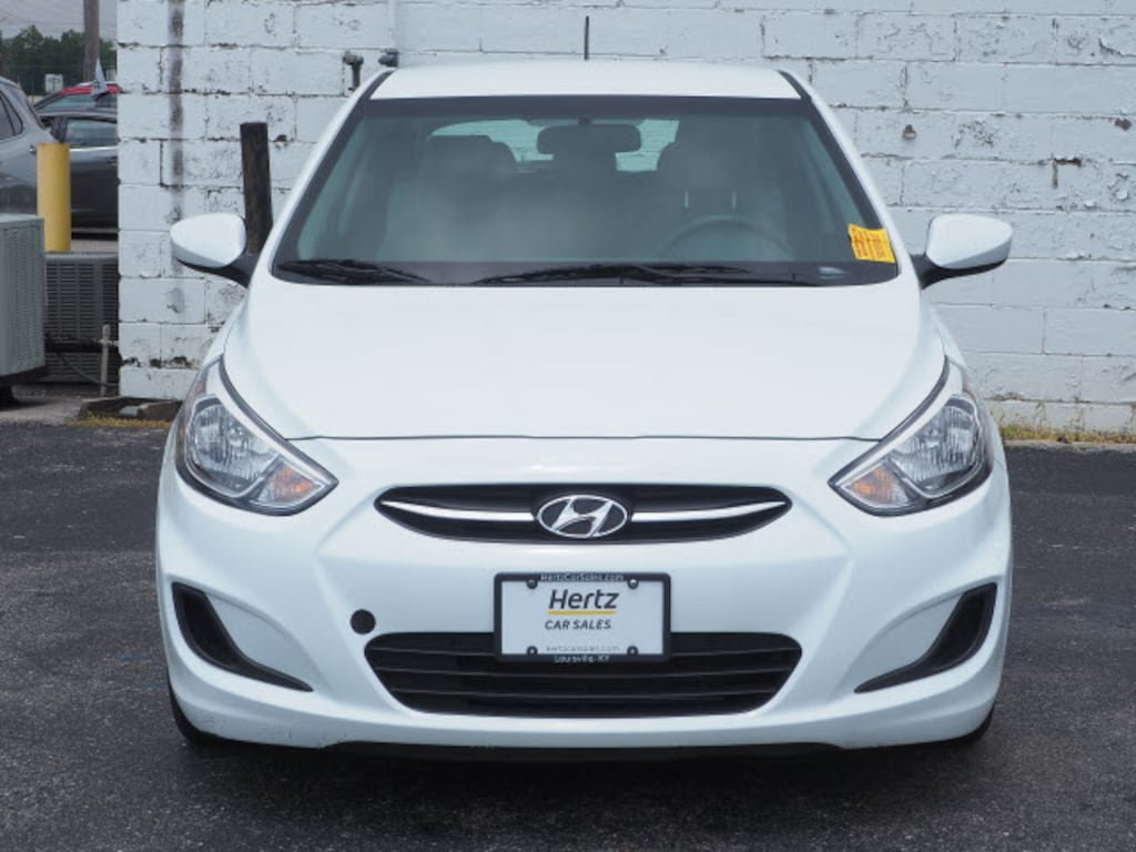 Used 2017 Hyundai Accent SE Hatchback For Sale in Louisville, KY | 45870