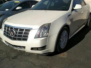 2013 CADILLAC CTS 3.0L Luxury Sedan