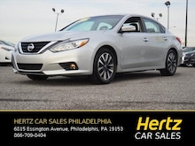 2017 Nissan Altima SL Sedan