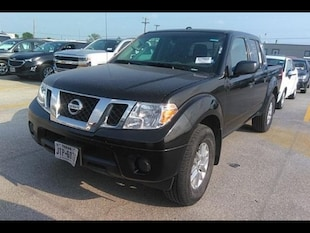 2017 Nissan Frontier SV V6 Truck Crew Cab