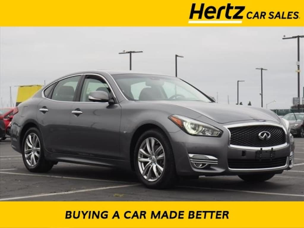 Infiniti San Diego >> Used 2018 Infiniti Q70 3 7 Luxe Sedan For Sale In San Diego Ca 52207