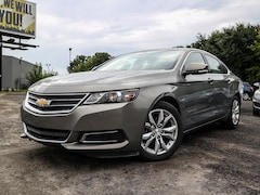2017 Chevrolet Impala LT Remote Start, Dual Climate Control Sedan