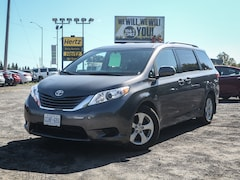 2017 Toyota Sienna LE 8 Seat, Power Sliding Side Drs., Pwr Grp Minivan