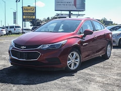 2017 Chevrolet Cruze LT TECH AND CONVENIENCE PKGS, SUNROOF, AIR Sedan