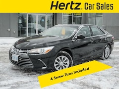 2017 Toyota Camry LE Backup Camera, 2.5L 4Cyl, 6 Speed Auto, Pwr Grp Sedan