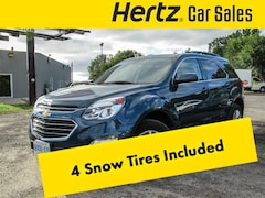 2016 Chevrolet Equinox LT AWD SUNROOF, NAV., TRUE NORTH PKG., REMOTE START SUV