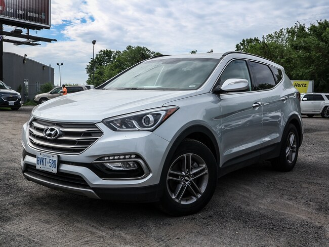 2017 Hyundai Santa Fe SPORT PREMIUM AWD AIR, HEATED SEATS, BACKUP CAMERA SUV