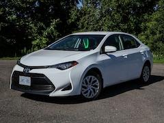 2017 Toyota Corolla LE CVT Automatic, Rear View Camera, Power Grp Sedan