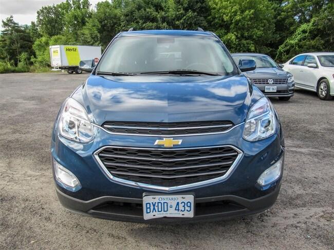 2016 Chevrolet Equinox LT AWD SUNROOF, NAV., TRUE NORTH PKG., REMOTE STAR SUV