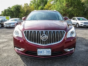 2016 Buick Enclave AWD, LEATHER EDITION, 7 Seat, DUAL PANEL MOONROOF SUV