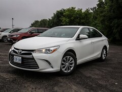 2017 Toyota Camry LE 2.5L 4Cyl, 6 Speed Auto, Rear View Camera, Pwr Sedan