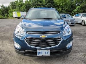 2016 Chevrolet Equinox LT AWD SUNROOF, NAV., TRUE NORTH PKG., REMOTE STAR