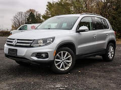 2017 Volkswagen Tiguan Wolfsburg Edition 4MOTION AWD, ACC And REP $4, 000 SUV