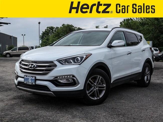 2017 Hyundai Santa Fe Sport SPORT PREMIUM AWD AIR, HEATED SEATS, BACKUP CAMERA SUV