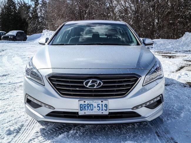 2017 Hyundai Sonata GLS SUNROOF, Backup Camera, 4cyl, 6-Spd Auto, Air Sedan